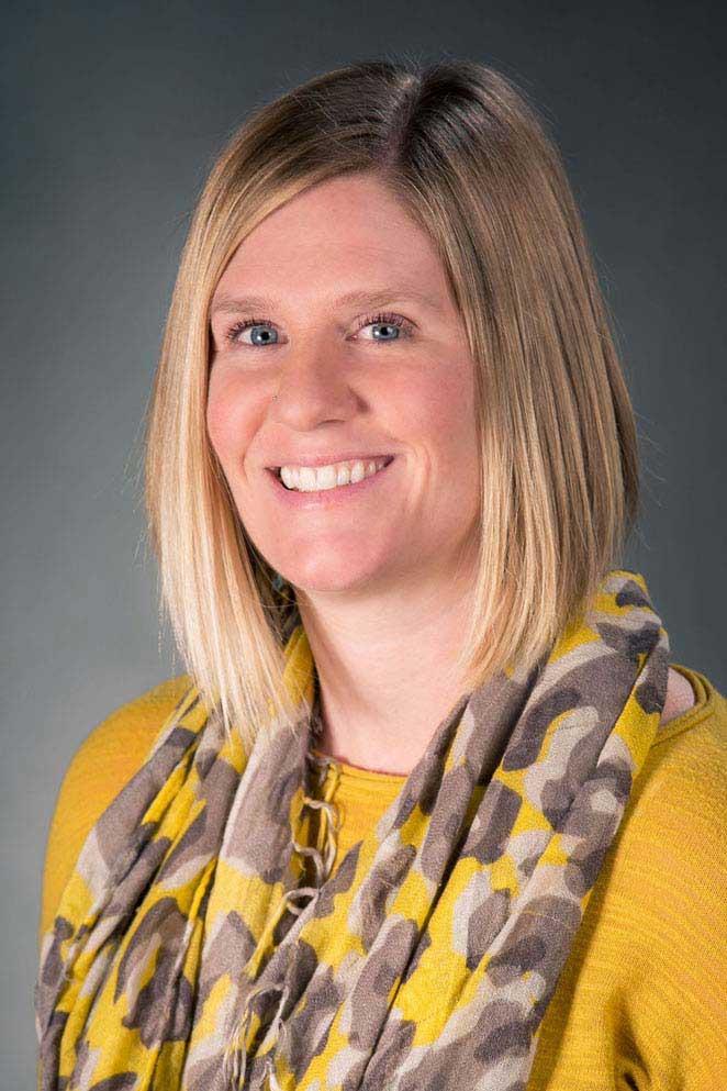 Ms. Katie Miller