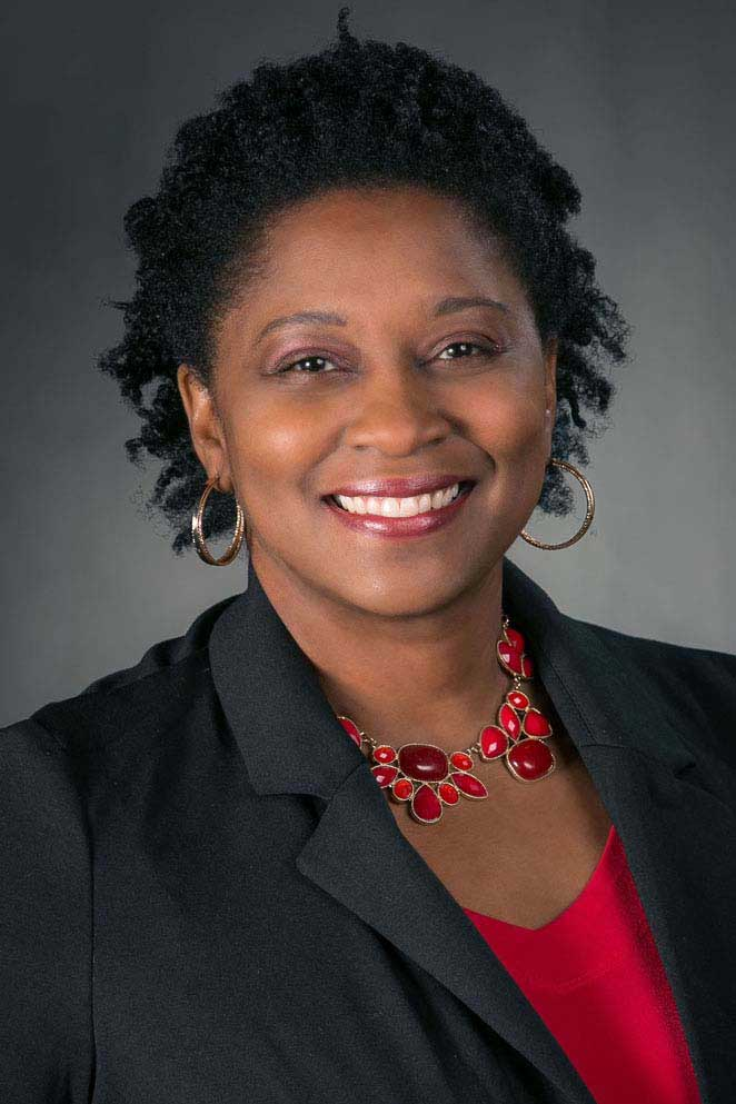 Middle School Principal - Karla Johnson