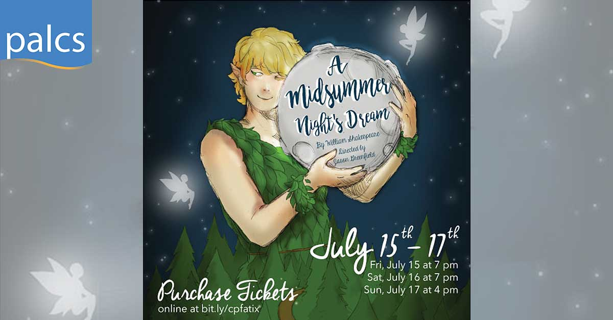 A Midsummer Night's Dream, CPFA show
