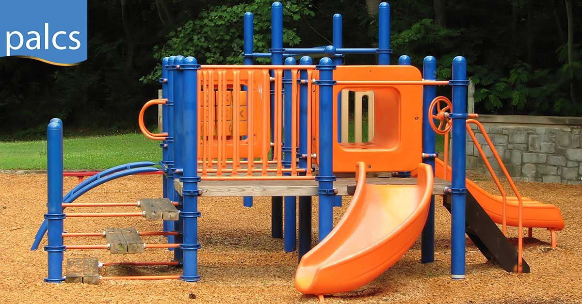 PALCS Playground, summer safety tips