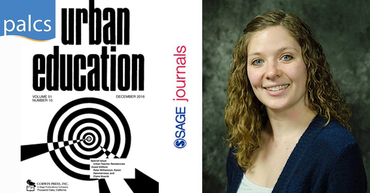Erin Neason, Urban Education, sage Journals
