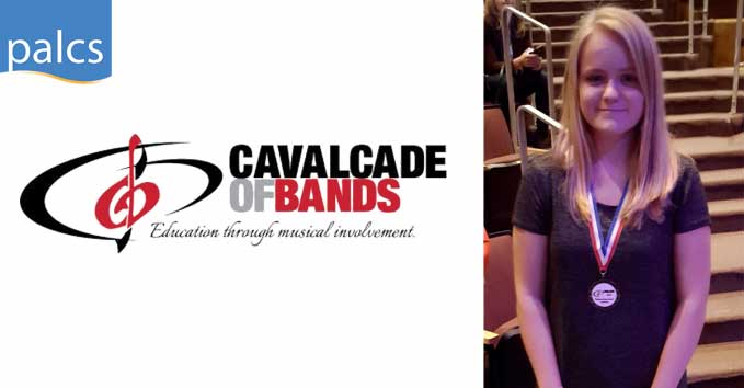 Cavalcade of Bands, Education Through Musical Involvement, Raquel Rosenwald