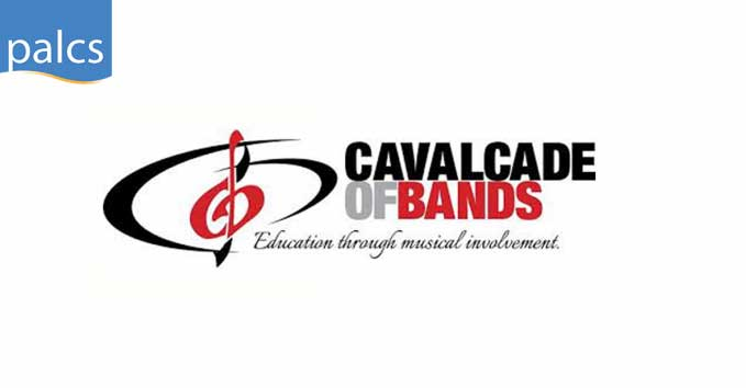 """""""Cavalcade of Bands, Education through musical involvement"""""""