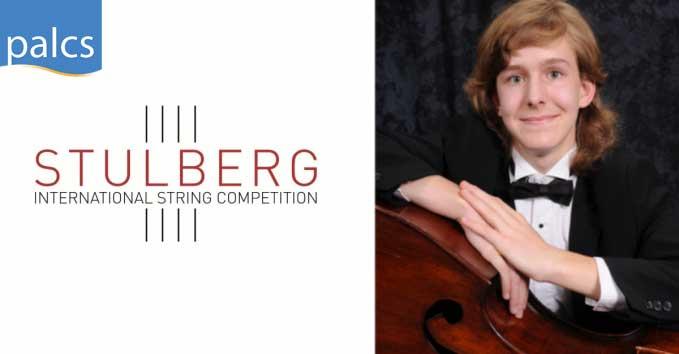 Stulberg International String Competition, William McGregor