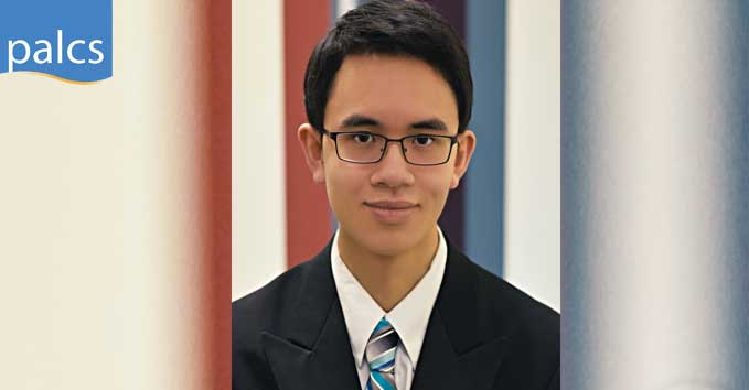Vinh Le, student
