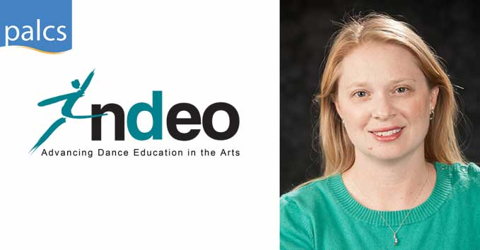 mrs. toni duncan with ndeo logo