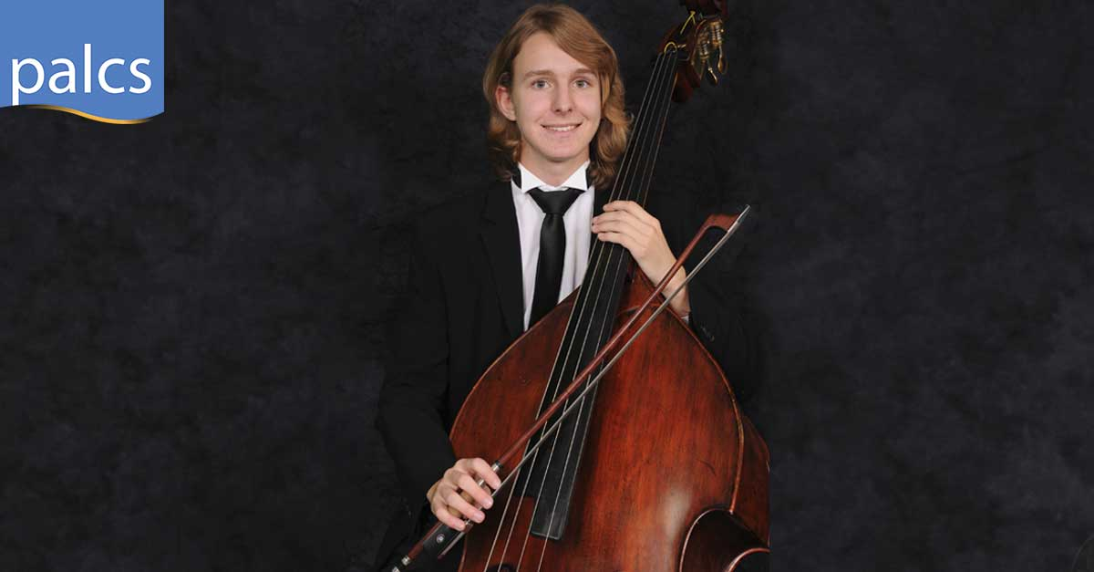 william mcgregor with double bass