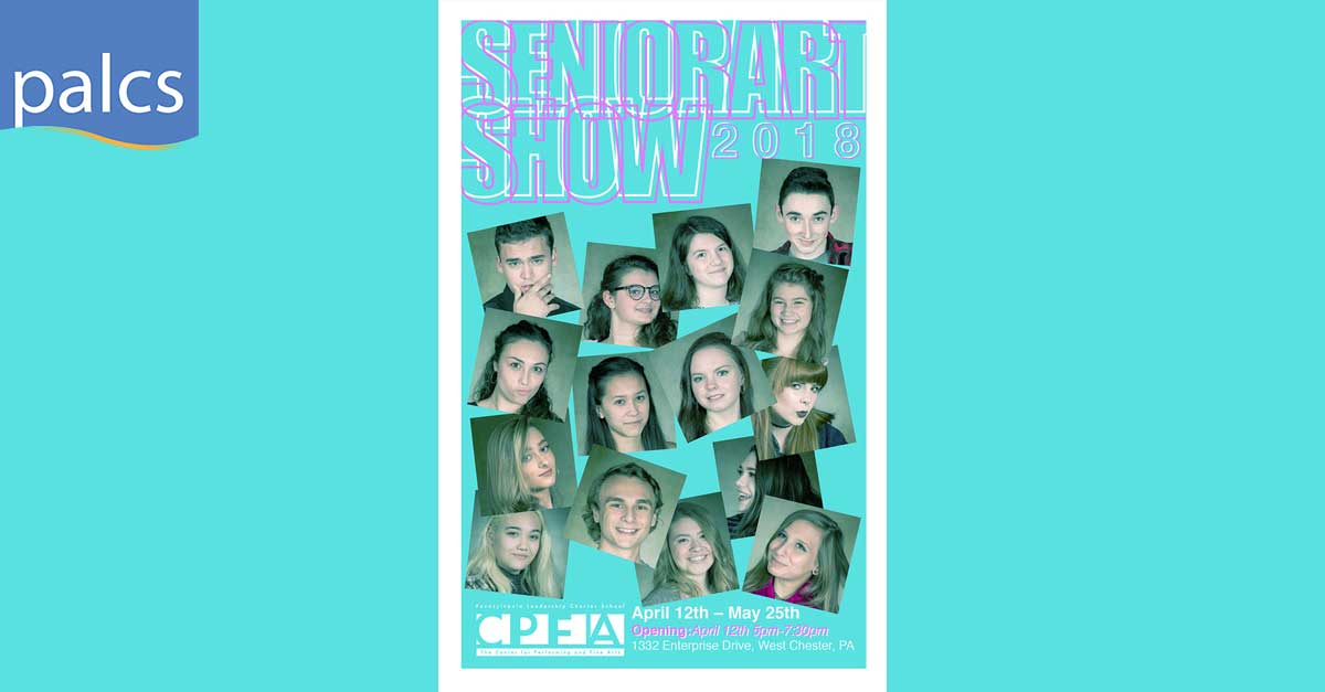 cpfa senior art show 2018