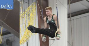 kieran clark on the gymnastic rings