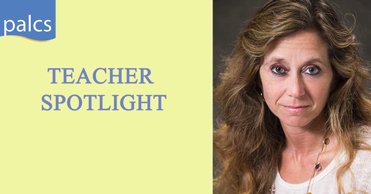 Teacher Spotlight - Dr. Roberts