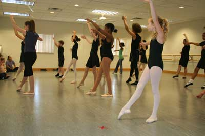 Center For Peforming Arts (CFPA) - Who