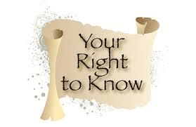 PALCS Right to Know