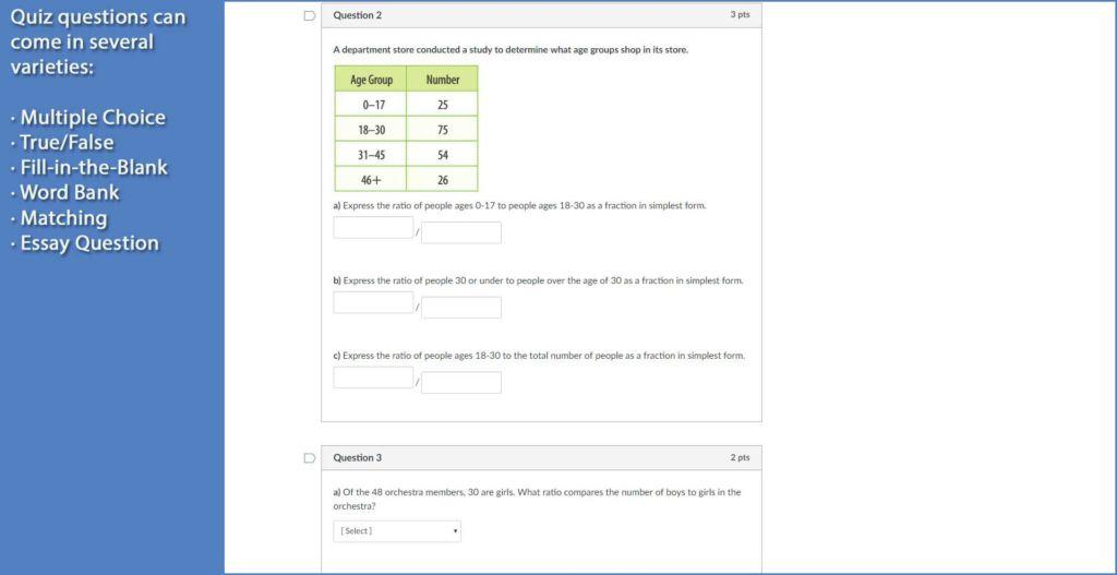 PALCS Complete Assignments Demo 3