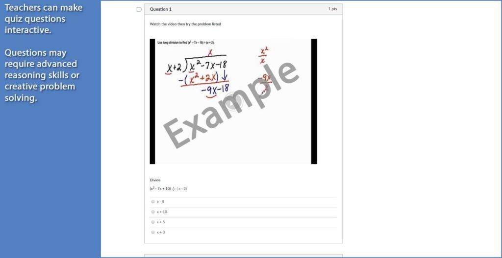 PALCS Complete Assignments Demo 4