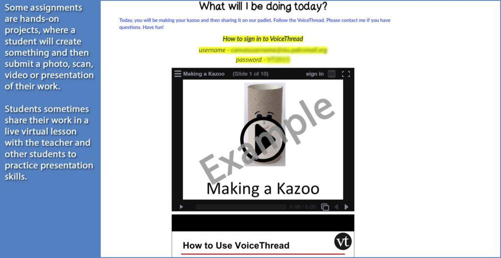 PALCS Complete Assignments Demo 6