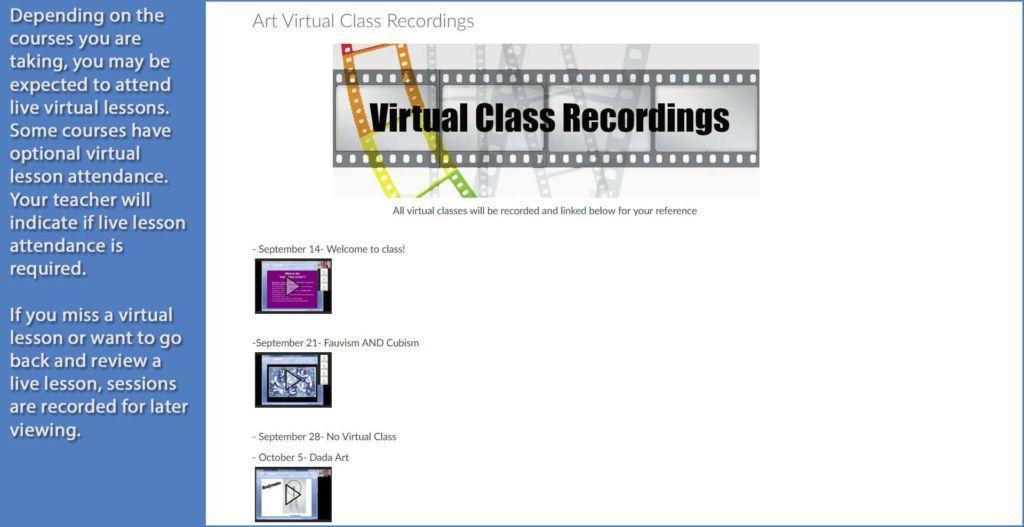 PALCS Virtual Lesson Demo - 2