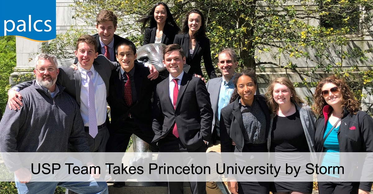 Moot Court USP at Princeton