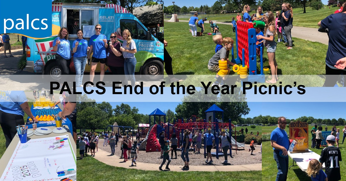 PALCS end of year picnic