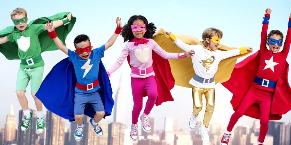 Comic Con for kids
