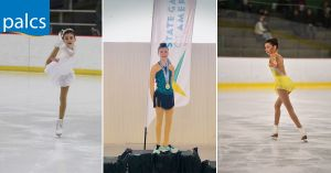 Student wins a gold medal