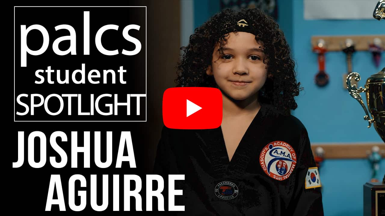 Joshua Aguirre Taekwondo Champion